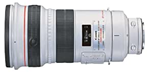 Canon EF 300mm f/2.8L IS USM Telephoto Lens for Canon SLR Cameras