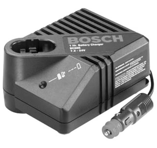 Bosch BC006 24-Volt Pod Style Vehicle Plug In 1 Hour Battery Charger (Bosch Battery 24v compare prices)