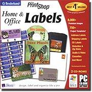 PrintShop Home & Office Labels