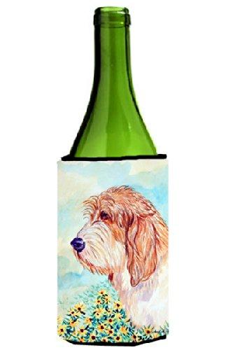 Petit Basset Griffon Vendeen Pbgv Wine Bottle Koozie Hugger