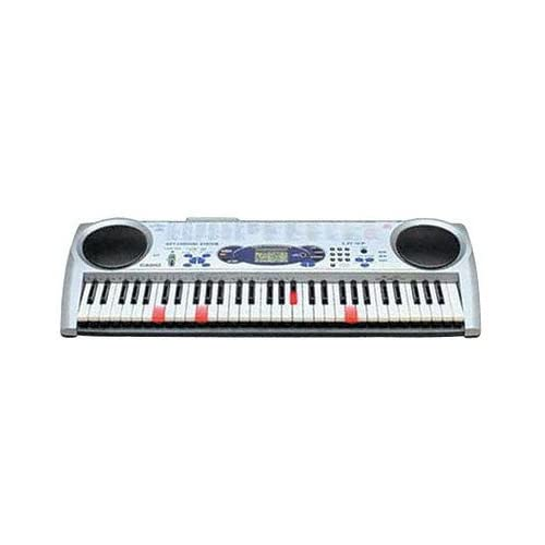 CASIO LK 43 MagicLight Electronic Music Keyboard: MP3
