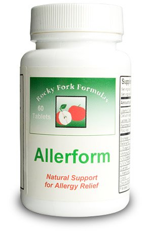 Allerform - 60 Tablets, Enzymes