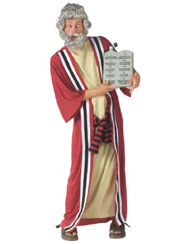 Adult Party Moses Costume