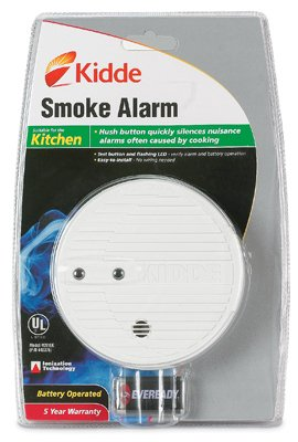 9V PRM Detector/Hush (Kitchen Smoke Alarm compare prices)