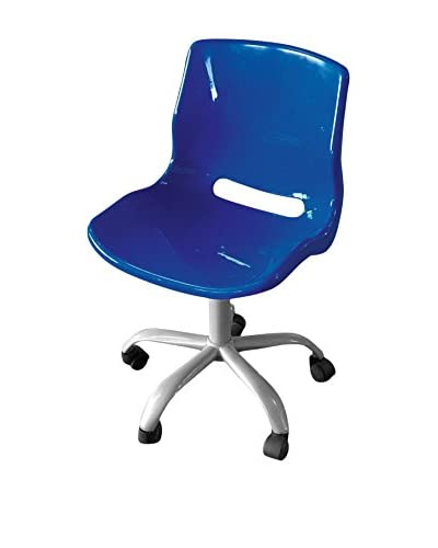 Italian Office Silla De Oficina Darwin Azul