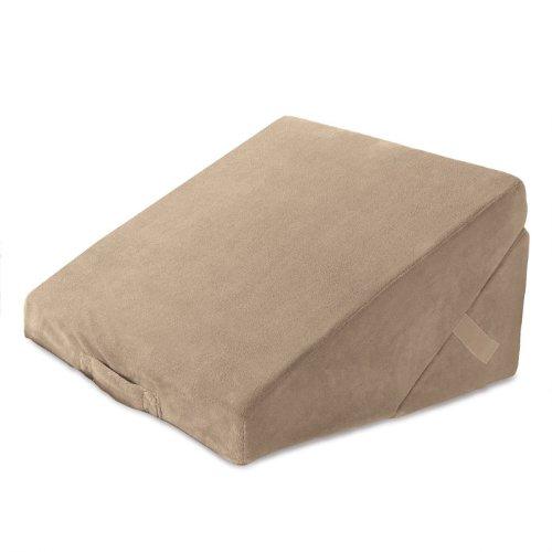 Wedge pillow okpecom for Best sleeping wedge