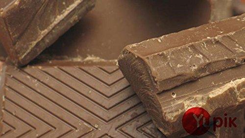 Yupik Semi Sweet Chocolate Block, 1Kg