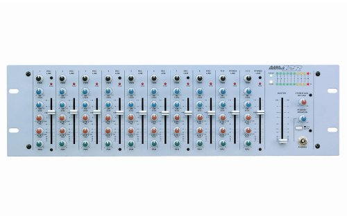 Alesis MultiMix 12R | 12-channel Mixer & Microphone Preamplifier in 3U Rack (Alesis 8 Channel Mixer compare prices)