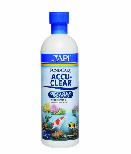 API Pondcare Accu-Clear Water Clarifier, 16-Ounce (Cloudy Water compare prices)
