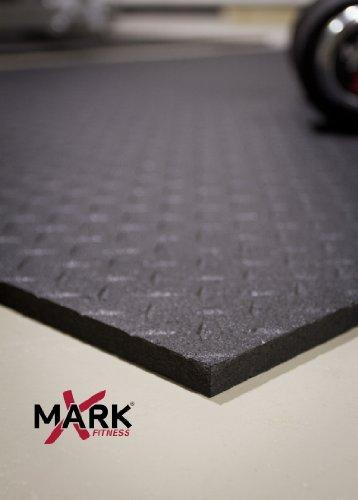 XMark Fitness XMat Ultra Thick Gym Flooring