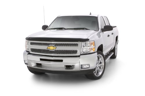 Auto Ventshade 21136 Hoodflector Low-Profile Hood Shield for (2007-2013) Chevy Silverado 1500 (2012 Chevy Truck compare prices)