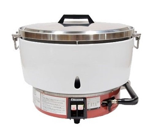 Town RM-50N-R RiceMaster Commercial Rice Cooker natural gas 55 cup capacity