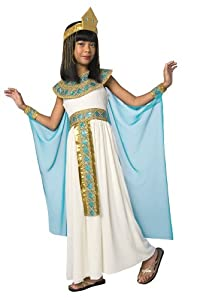 Cleopatra Child Halloween Costume (Medium (7-10)) (Medium (8-10))