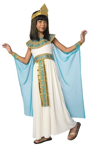 Big Girls' Cleopatra Costume