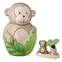 Monkey Cookie Jar and Salt and Pepper Shaker Set : Target