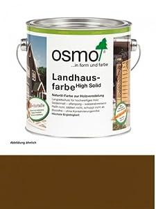 OSMO Landhausfarbe mittelbraun 2.500 ml  BaumarktÜberprüfung und weitere Informationen