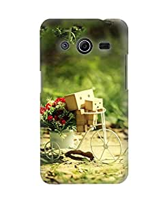 PickPattern Back Cover for Samsung Galaxy Core 2 G3558