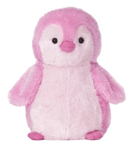 Pink Stuffed Animal front-1073767