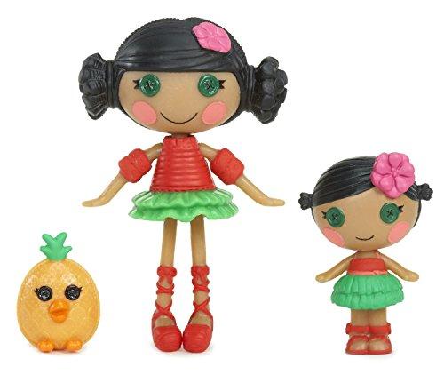 Lalaloopsy Mini Littles Mango Tiki Wiki and Kiwi Tiki Wiki Doll - 1