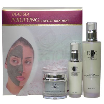 Deep Sea Cosmetics Dead Sea Purifying Complete Treatment