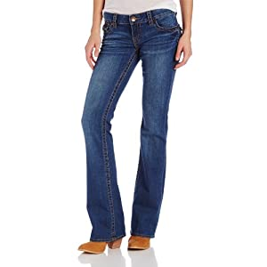 KUT from the Kloth Women's Tall Kate Lowrise Bootcut Jean with Long Inseam, Abundance, 14