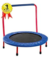 Portable & Foldable Trampoline – 36″…