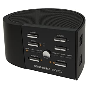 Sound Sleep ASM 1004 Nomad, Black
