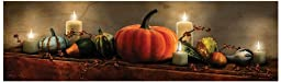 Ohio Wholesale Radiance Lighted Harvest Display Canvas Wall Art, from our Harvest Collection