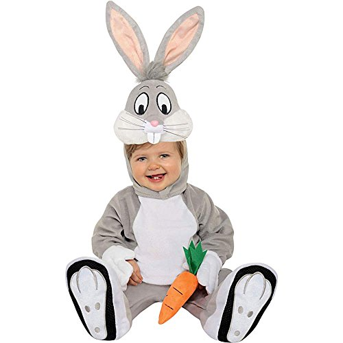 Looney Tunes Bugs Bunny Baby Costume - 6-12 Months