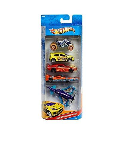 Hot Wheels Daredevil Racers 5-pack - 1