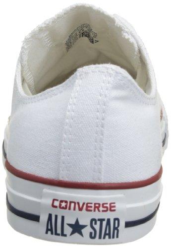 Converse Chuck Taylor Lo Top Optical White Men's 6.5
