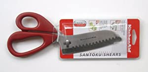 Kitchenaid Santuko Shears Red