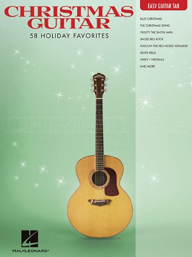 Christmas Guitar - Easy Guitar Tab