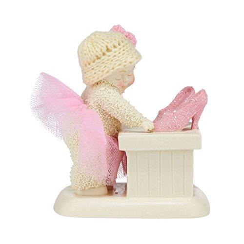 Snowbabies Department 56 Classics Shoe Shopping Figurine