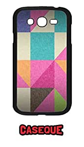 Caseque Pinkk Back Shell Case Cover for Samsung Galaxy Grand Duos