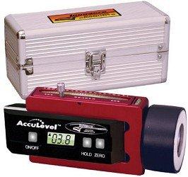 Longacre Digital Caster Camber Gauge w/ Acculevel Dunlop Adpt