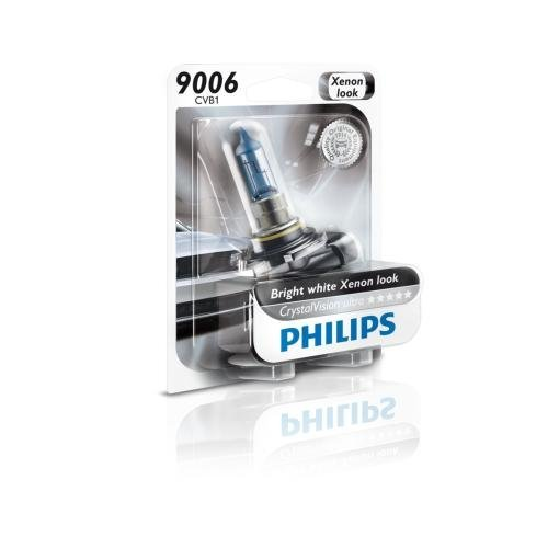 Philips 9006 CrystalVision Ultra Upgrade Headlight Bulb, 1 Pack (2011 Ford F150 Halo Headlights compare prices)