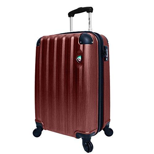 mia-toro-lega-spazzolato-hardside-25-inch-spinner-burgundy-one-size