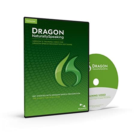 Dragon NaturallySpeaking 12 Training DVD