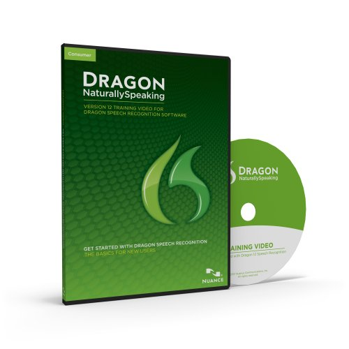 Nuance Communications, Inc. DRAGON 12 TRAINING DVD