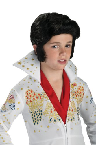 Rubies Elvis Presley Child Wig