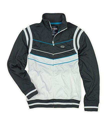 Ecko Unltd. Mens Marc Ecko Mesh Rhino Track Jacket Outerwear