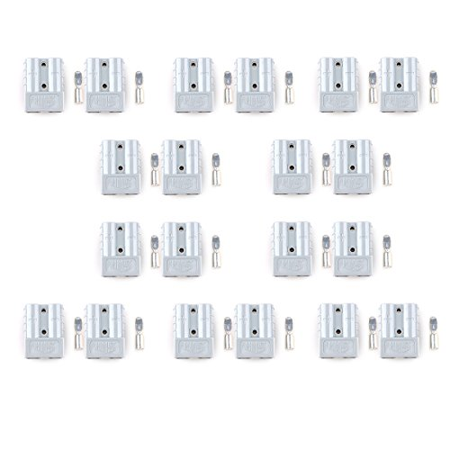 Great Deal! 10pairs 50Amp SMH Plug Connector