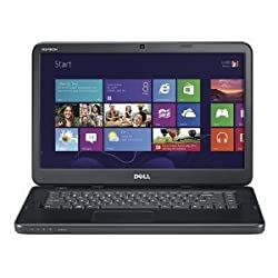 Dell Inspiron 15.6-Inch Laptop - 3rd Gen Intel Core i5 i5-3210M 2.50 GHz - 4GB RAM Memory - 500GB Hard Drive - LED high-definition display - Bluetooth - Webcam - HDMI - Genuine Windows 8 64-bit - 6-cell lithium-ion - Black