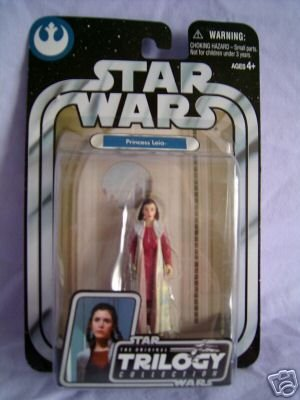Original Trilogy Collection Princes Leia Bespin Outfit Figure