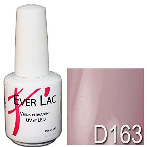 Vernis à ongles Permanent UV ou LED 3 en 1 - Dragée D163 - EVER LAC