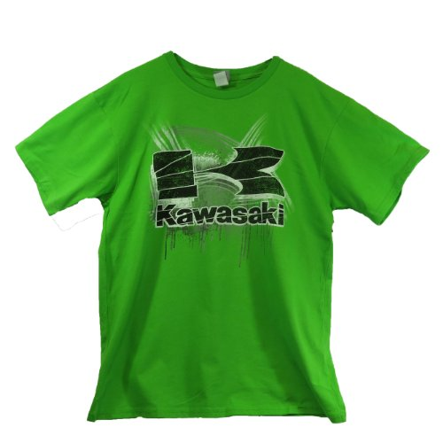 Kawasaki Big Block T-shirt (X-Large)