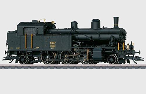 Mrklin-37195-Tender-Dampflok-Serie-Eb-35-SBB-Fahrzeug