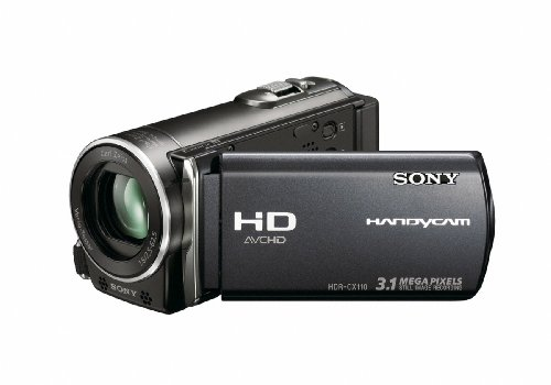 Sony HDR-CX110 High-Definition Handycam Camcorder