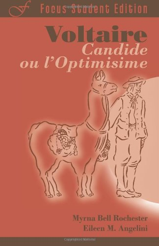 Candide, ou l'Optimisime (Focus Student Edition) (French...